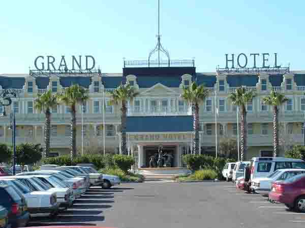 grand west casino hotel cape town