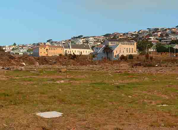 Open ground District Six