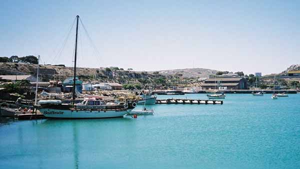 Saldanha Bay small boat harbour