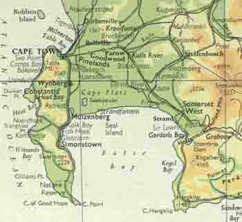 South African Maps