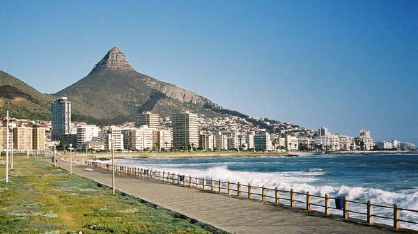 Sea Point Coastline