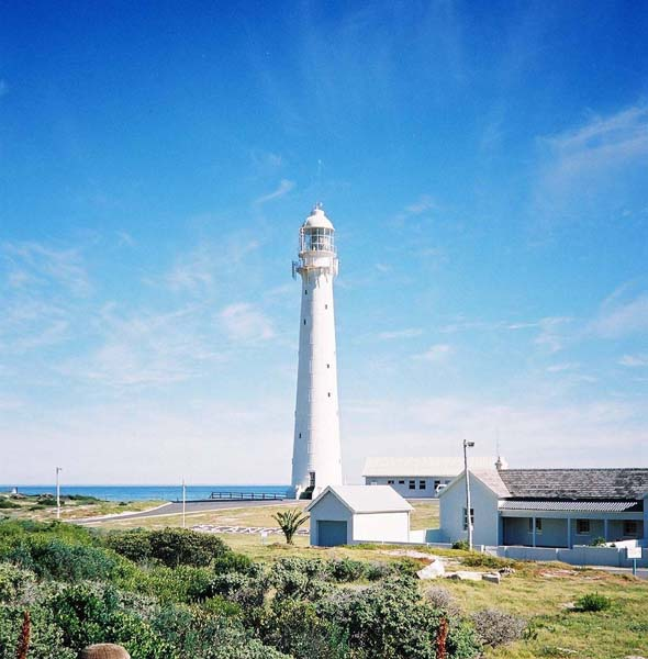 Lighthouses Of Western South Africa