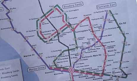 The Saga of MyCiti West Coast Bus Routes